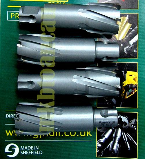 Mũi khoan từ Powerbor UK
